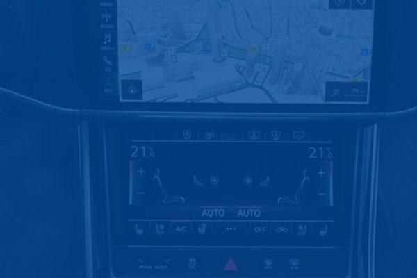 Navigáció beépítés - Fejegység beszerelés Budapest